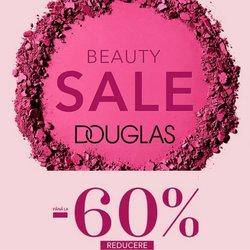 Oferte Douglas în catalogul Douglas ( Publicat azi)