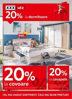 Oferte Casă și Mobilia în catalogul XXXLutz ( 18 zile)