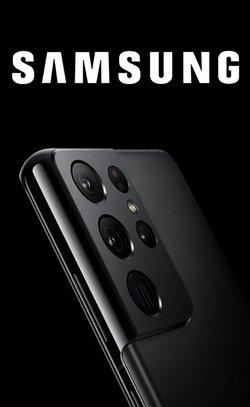 Oferte Electronice și electrocasnice în catalogul Samsung ( Expiră astăzi)
