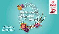 Catalog Selgros Bucareșt ( 15 zile )