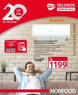 Oferte Supermarket în catalogul Selgros ( Publicat azi)