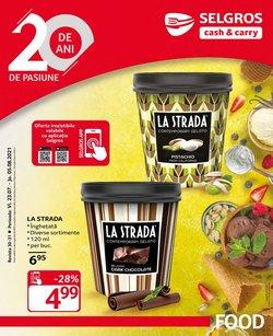 Oferte Supermarket în catalogul Selgros ( 7 zile)