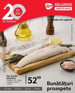 Oferte Selgros în catalogul Selgros ( Publicat azi)