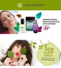Oferte Frumusețe și Sanatate în catalogul Yves Rocher ( 5 zile)