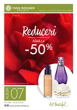Frumusețe și Sanatate offers in the Yves Rocher catalogue in Bucareșt