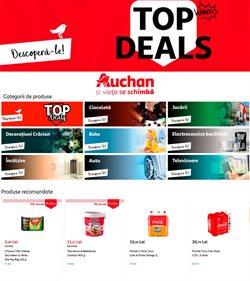 Oferte Sezon în catalogul Auchan ( Expiră mâine)