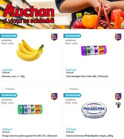 Oferte Auchan în catalogul Auchan ( 3 zile)