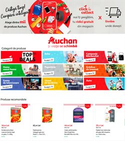 Auchan offers in the Pantelimon catalogue