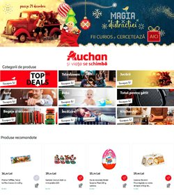 Auchan offers in the Bacău catalogue