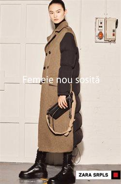 Oferte de Femeie în Zara