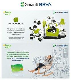 Oferte Bănci și Asigurări în catalogul Garanti BBVA ( 6 zile)