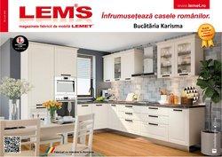 Oferte Casă și Mobilia în catalogul Lems ( 11 zile)