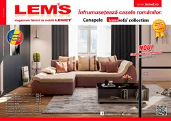 Lems offers in the Bucareșt catalogue