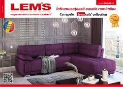 Oferte Casă și Mobilia în catalogul Lems ( Peste 30 de zile)