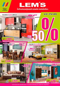 Lems offers in the Chitila catalogue