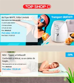 Catalog Top Shop ( Publicat ieri )