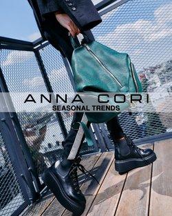 Oferte Anna Cori în catalogul Anna Cori ( Peste 30 de zile)
