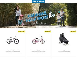 Oferte Sport în catalogul Decathlon din Bucareșt ( Publicat ieri )