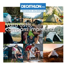 Oferte Decathlon în catalogul Decathlon ( 18 zile)