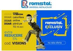 Oferte Materiale de Constructii și Bricolaj în catalogul Romstal ( 12 zile)