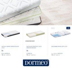Oferte Dormeo în catalogul Dormeo ( Expirat)