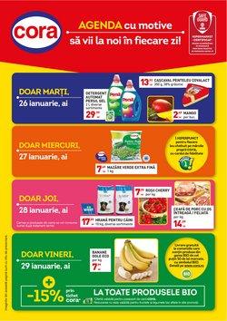 Oferte Supermarket în catalogul Cora din Bucareșt ( Publicat ieri )