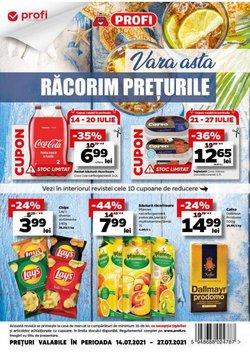 Oferte Supermarket în catalogul PROFI ( Expiră mâine)