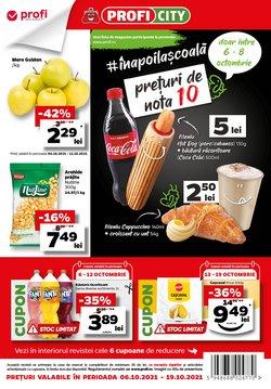 Oferte Supermarket în catalogul PROFI ( Expiră astăzi)