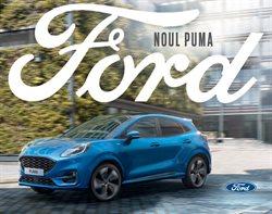 Oferte Auto și Moto în catalogul Ford din Moreni ( Peste 30 de zile )