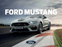 Oferte Ford în catalogul Ford ( 11 zile)