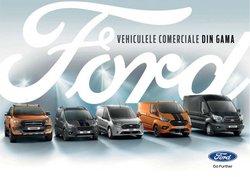 Oferte Ford în catalogul Ford ( Peste 30 de zile)