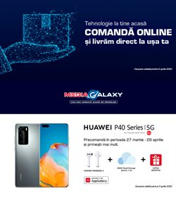 Catalog Media Galaxy ( 2 zile )