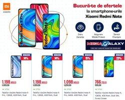 Oferte Electronice și electrocasnice în catalogul Media Galaxy ( 10 zile )