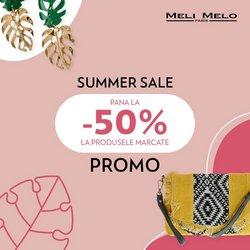 Oferte Meli Melo în catalogul Meli Melo ( 26 zile)