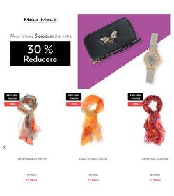 Oferte Meli Melo în catalogul Meli Melo ( 10 zile)