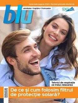Oferte Frumusețe și Sanatate în catalogul Sensiblu ( Peste 30 de zile)
