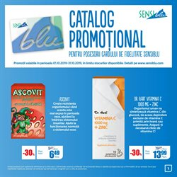 Sensiblu offers in the Cluj-Napoca catalogue