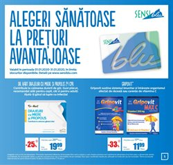 Sensiblu offers in the Craiova catalogue