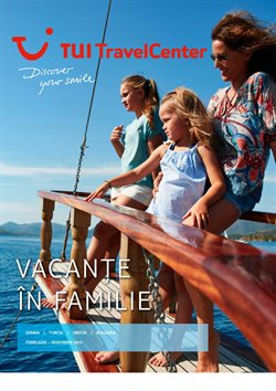 Vacanța și Timp Liber offers in the TUI TravelCenter catalogue in Craiova