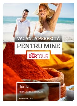 Vacanța și Timp Liber offers in the Dertour catalogue in Craiova