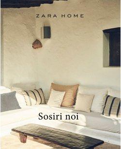 Oferte Casă și Mobilia în catalogul Zara Home ( 2 zile)