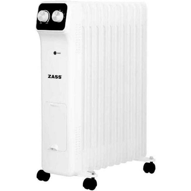 Ofertă Calorifer electric Zass ZR 11 N, 2500 W, 11 elementi 249,99 lei