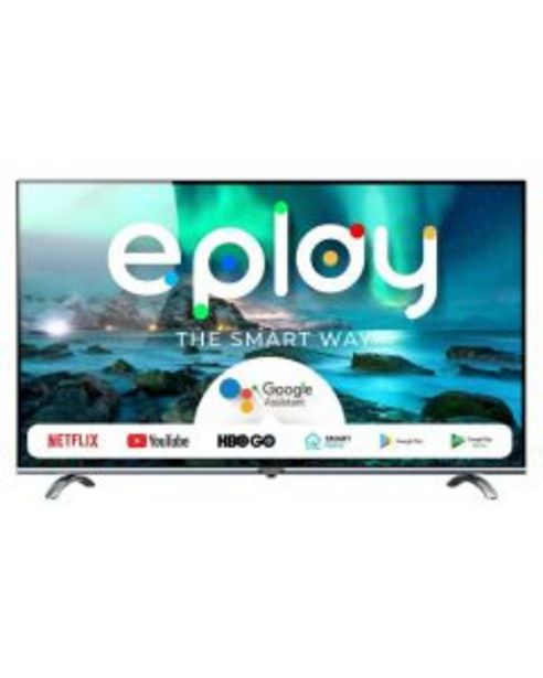 Ofertă Televizor Smart LED, Allview 32EPLAY6100-H/1, 81 cm, HD, Android 899 lei