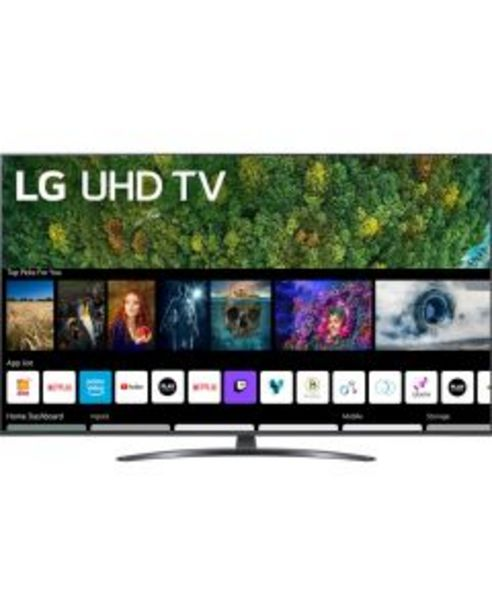 Ofertă Televizor Smart LED, LG 43UP78003LB, 108 cm, Ultra HD 4K, Clasa G 1899,99 lei
