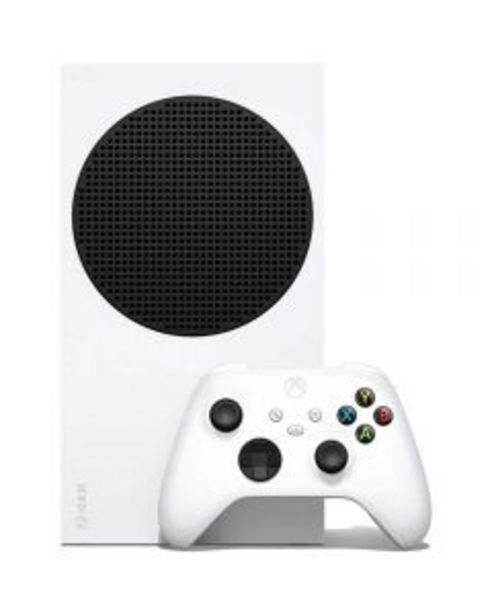 Ofertă Consola Microsoft Xbox Series S, Digital Edition, 512GB, Alb 1549,99 lei
