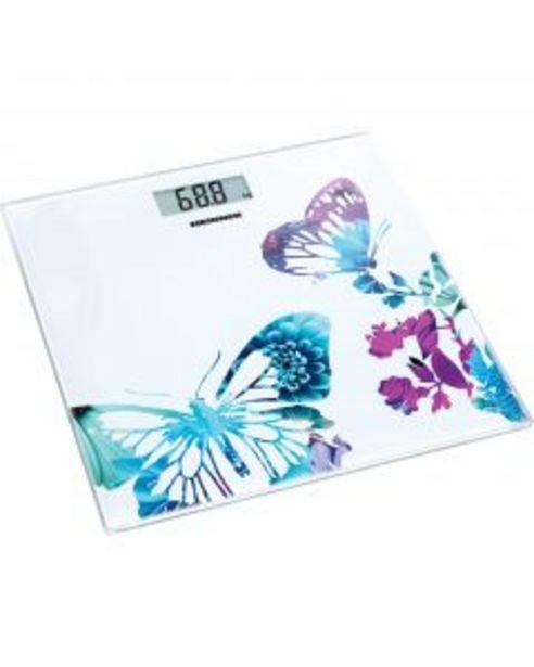 Ofertă Cantar electronic Heinner Butterfly 150 HBS-150BTF, 150 kg, Multicolor 49,99 lei