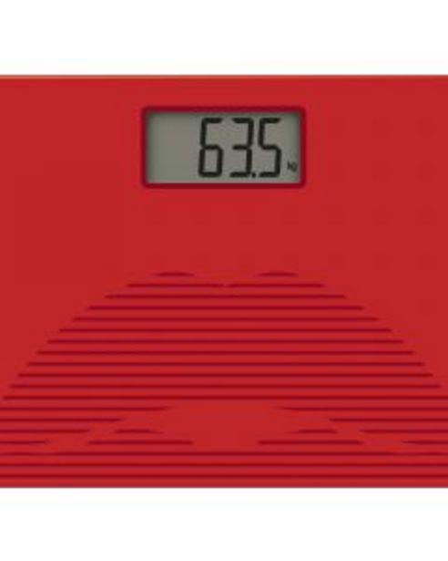 Ofertă Cantar electronic Tefal PP1149V0, 160 kg, Rosu 69,99 lei