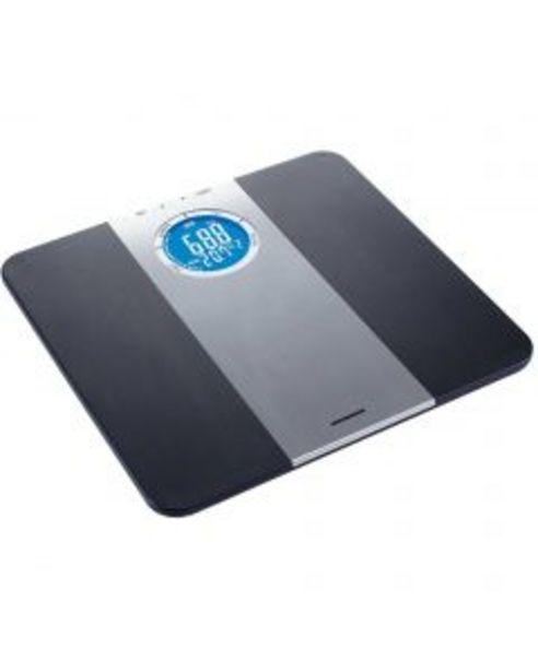 Ofertă Cantar electronic de diagnostic Heinner Thorinne HDS-150BKSL, 150 kg, Negru/Argintiu 79,99 lei