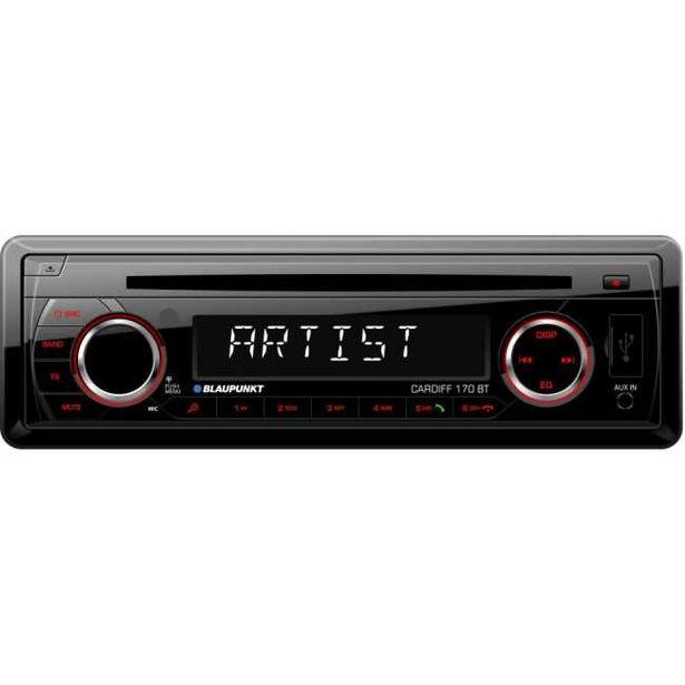 Ofertă Radio CD auto Blaupunkt Cardiff 170 BT_1 299,99 lei