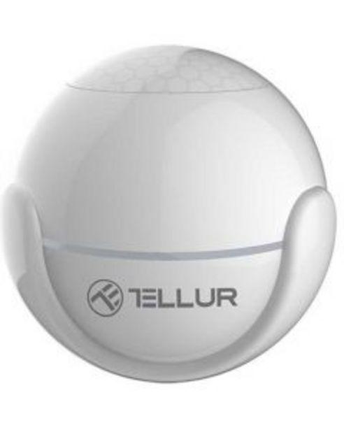 Ofertă Senzor de miscare Tellur WiFi Smart, PIR, Alb 79,99 lei
